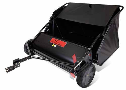 best lawn sweeper for the money