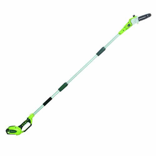 cordless pole saw reviews