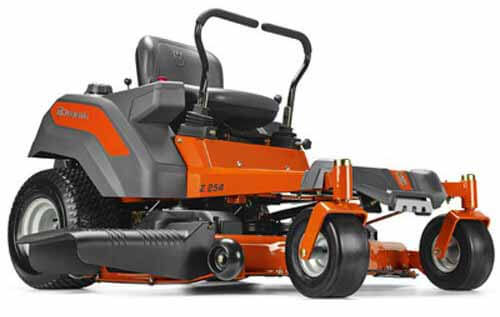 top rated zero turn mowers