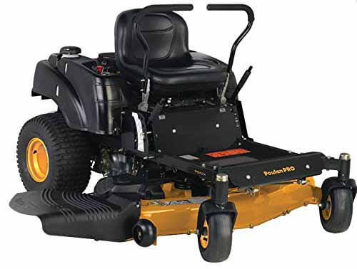 best zero turn mower with steering wheel