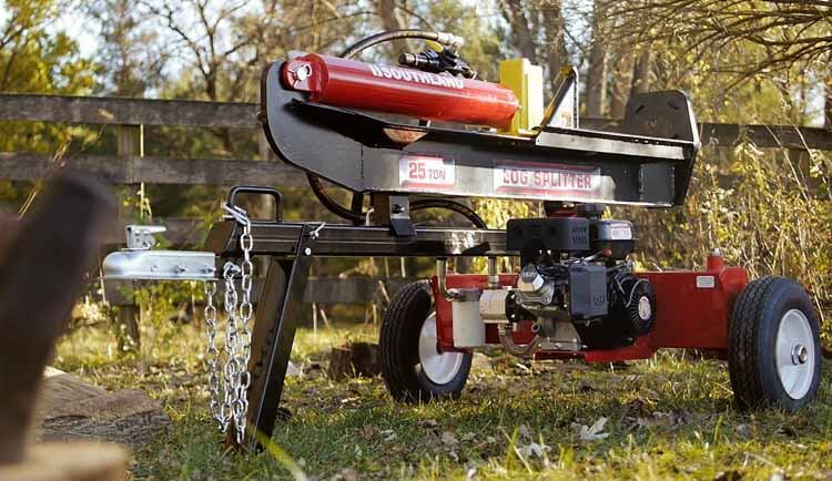 best wood splitter