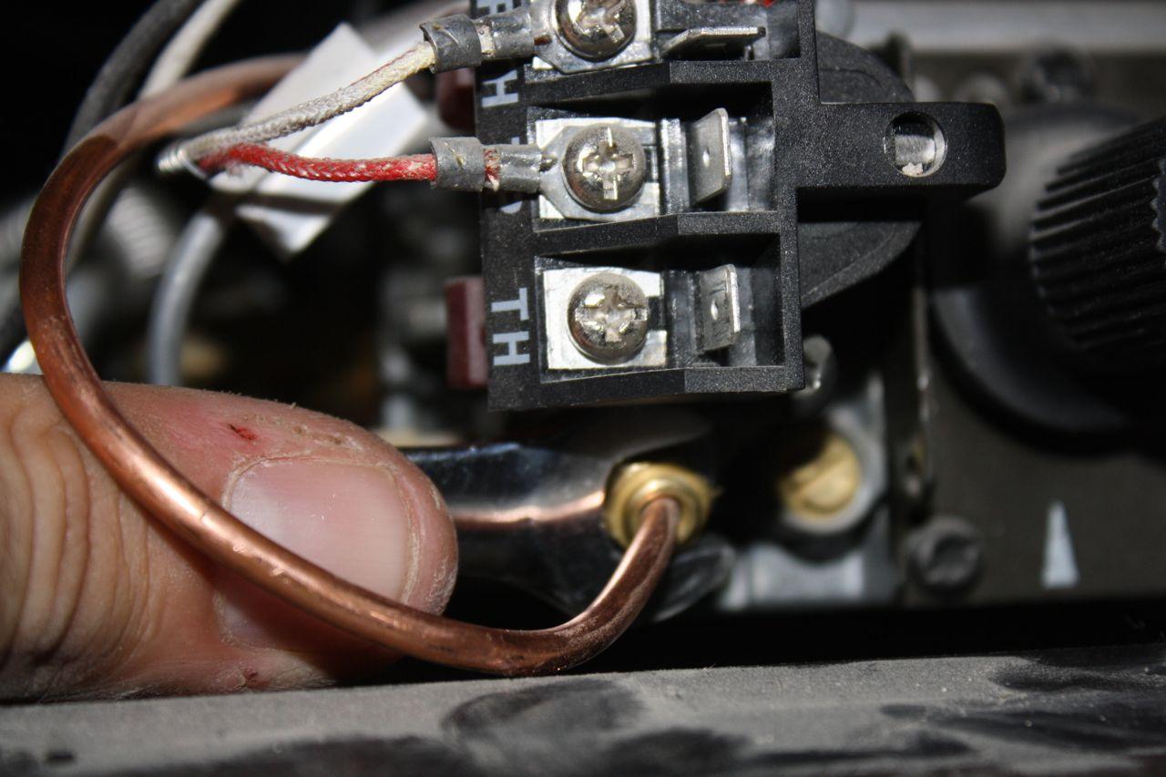 Gas Valve Wiring