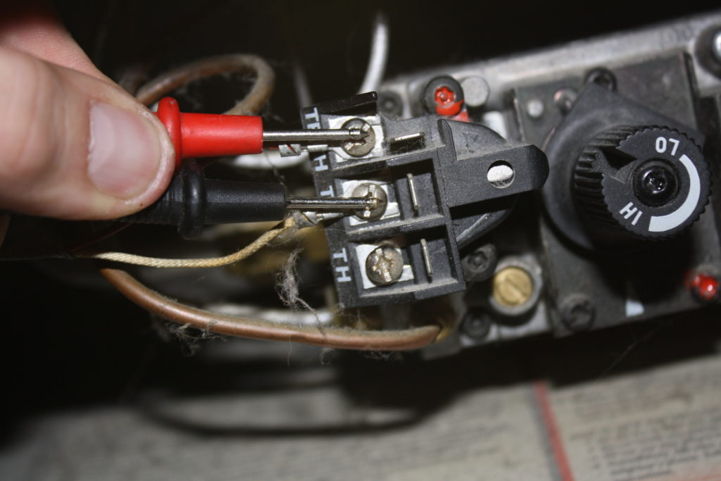 How to Test your Thermopile  wwwmygasfireplacerepaircom