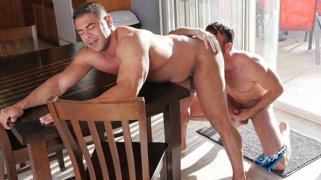 Mason Lear and Draven Navarro