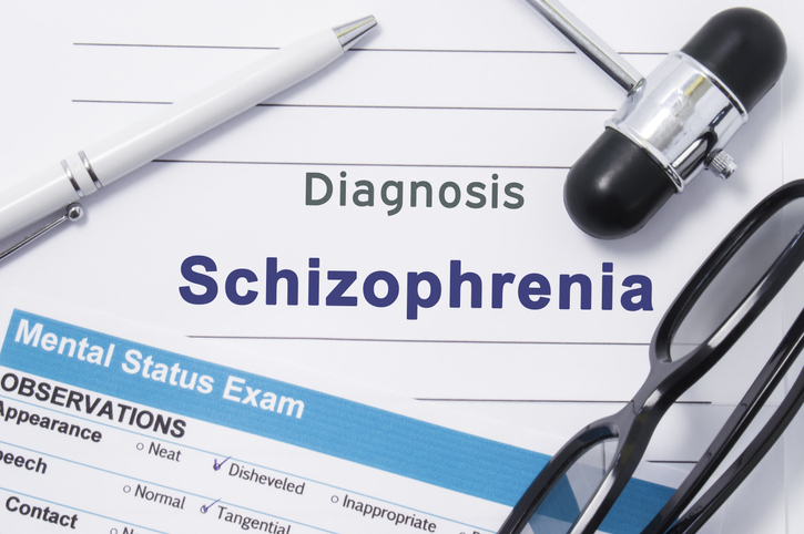 symptoms to diagnose schizophrenia