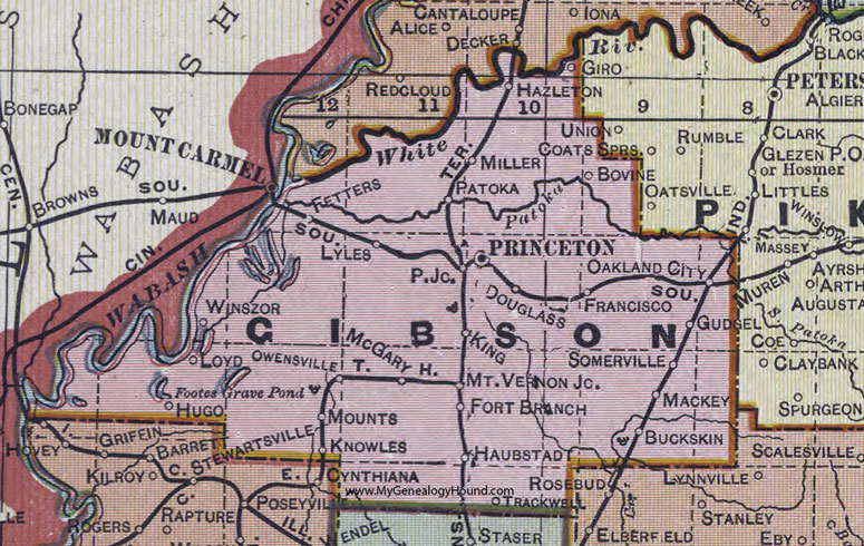 Gibson County 171 Every County