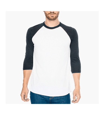 Men's 3/4 Sleeve Shirts