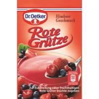 Rote Grtze Himbeer de Dr. Oetker - MyGermanMarket.com