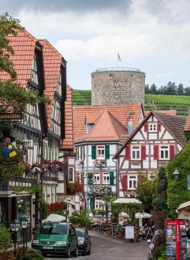 Besigheim in Swabia