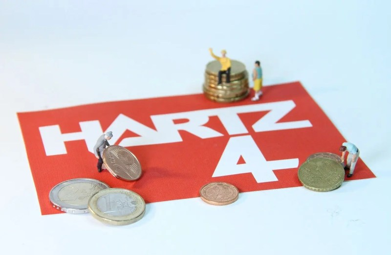 Germany's welfare reforms (hartz 4)