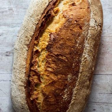 Swabian country bread (Schwäbisches Krustenbrot)