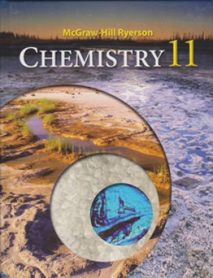 McGrawHill Ryerson Chemistry 11  Student Textbook  My