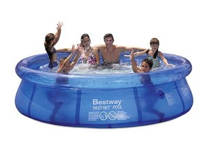 Inflatable - Portable swimming pool