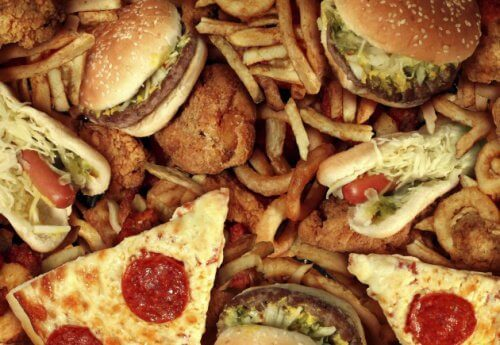 food with trans fat