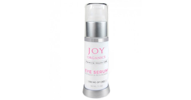 Joy Organics Eye Serum