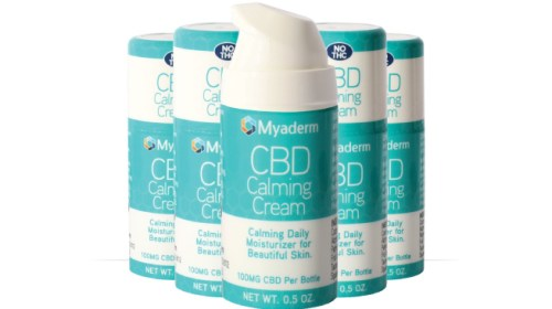 cbd calming cream