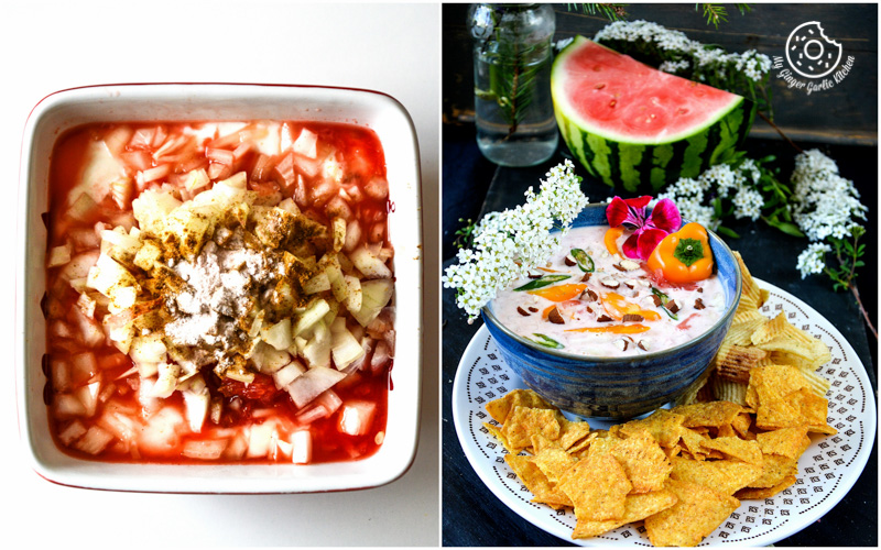 watermelon-onion-dip-for-chips|mygingergarlickitchen.com/ @anupama_dreams