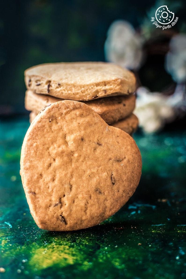 Jeera Biscuits | Roasted Cumin Cookies |