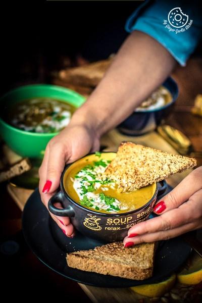 Butternut Squash Soup Recipe [Vegan | Gluten Free]