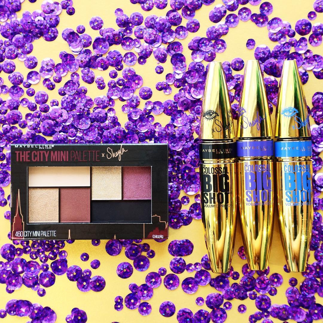 a4b69cb45d3 Maybelline x Shayla Collaboration - Glam O' Sphere