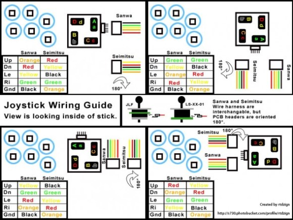 icade wiring guide rtdzign
