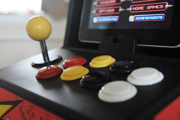 icade sanwa buttons