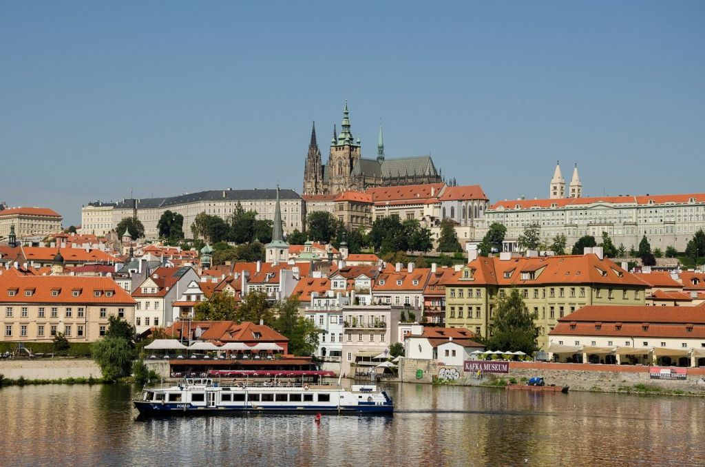 Prague Castle, most beautiful cities in Europe