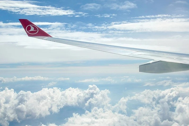 Turkish Airlines is one of the largest airlines in the world. Most of its flights stop in Istanbul for a layover