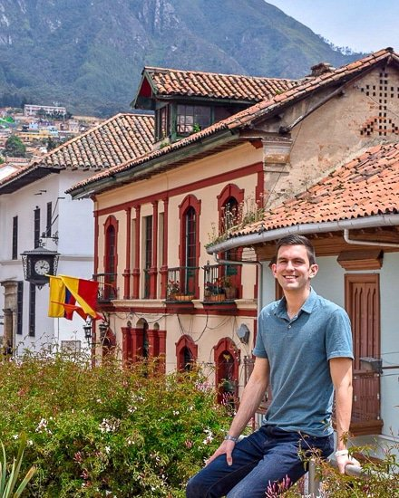Jon Miksis - Bogotá, Colombia Travel Guide