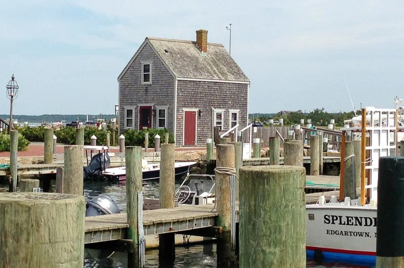 Martha's Vineyard is a serene place to spend a weekend getaway in New England.