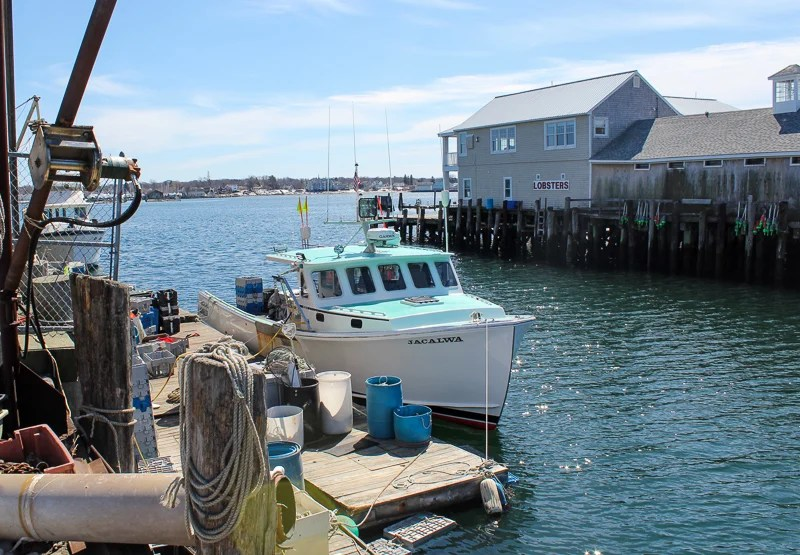Though the largest city in Maine, Portland has preserved its fishing village vibe.