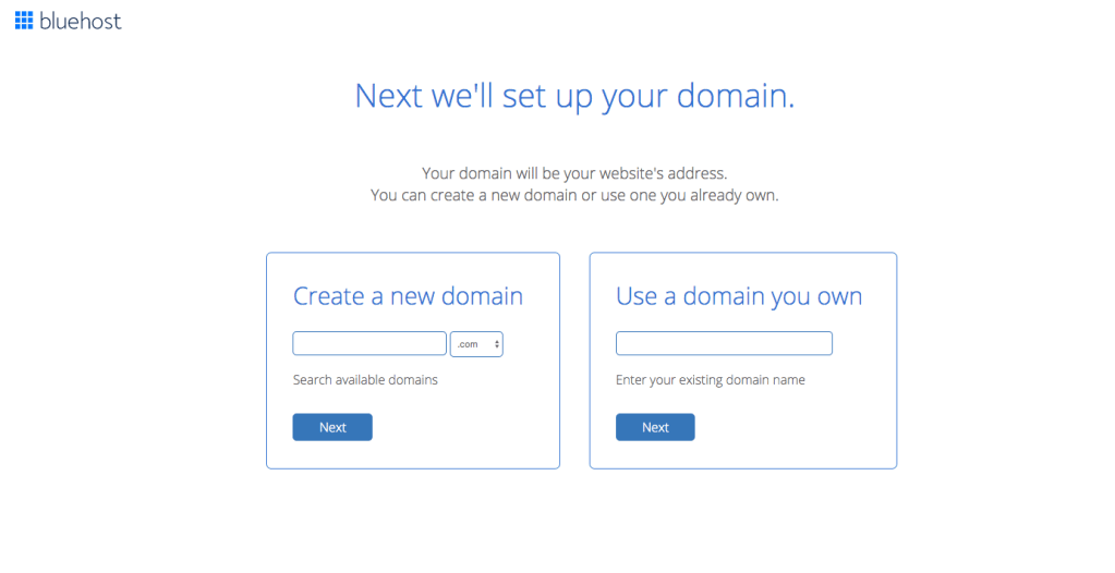 Setting up your domain when starting a travel blog