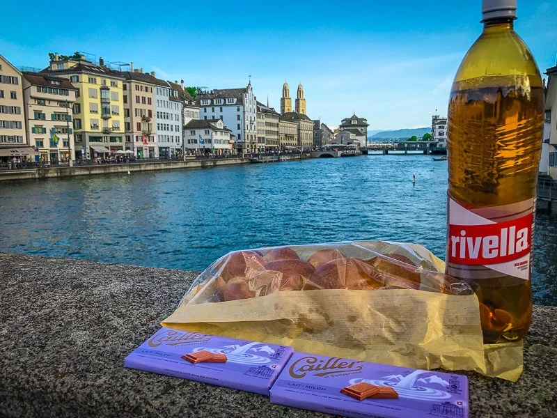 A few of my favorite things when I visit Switzerland.