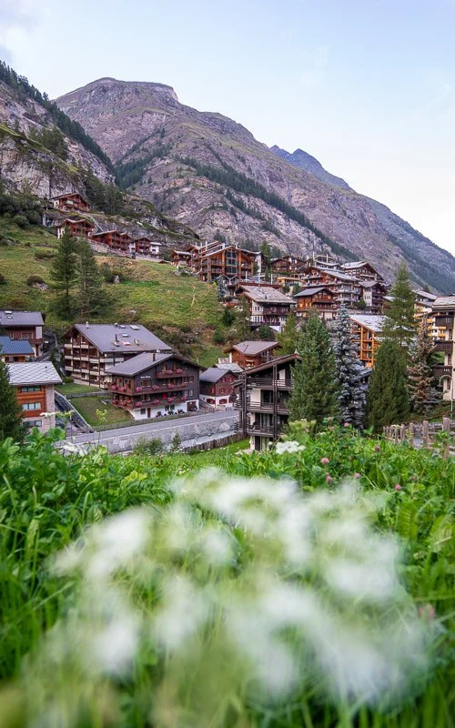 Zermatt is one of the most beautiful places in Switzerland and the Alps.