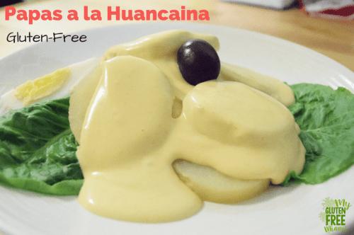 Papas a la Huancaina