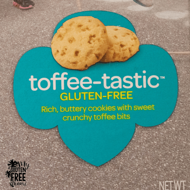 Reasons to Love Toffee-Tastic Gluten Free Girl Scout Cookies - My