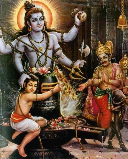 Image result for markandeya painting