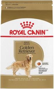 17 Best Dog Foods for Golden Retrievers & Puppies. Royal Canin Golden Retriever Adult.