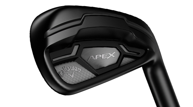 Post image for Callaway's Flagship Iron Gets the Stealth Treatment