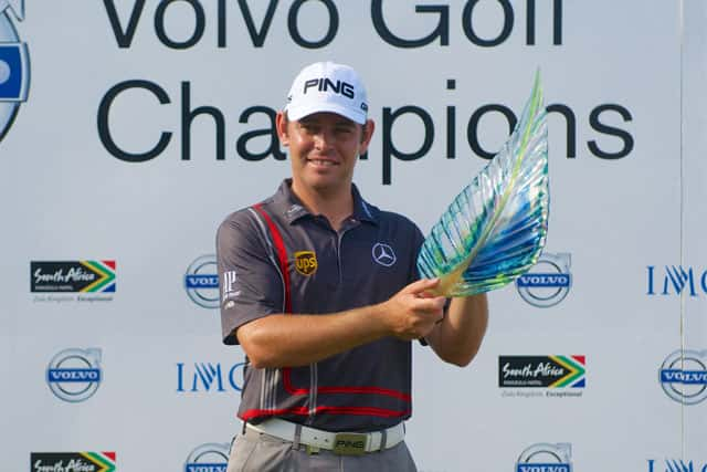 Ping - Louis Oosthuizen wins with new Scottsdale TR Anser ...