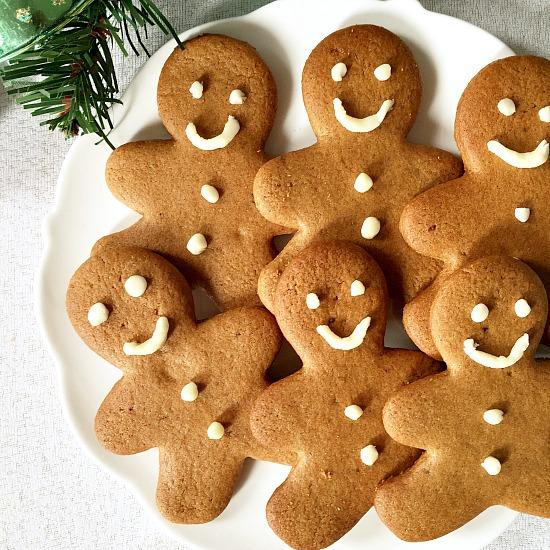 Best gingerbead men recipe