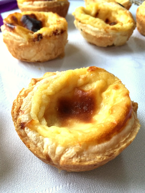 portuguese past is de nata recipe portuguese custard tarts. Black Bedroom Furniture Sets. Home Design Ideas