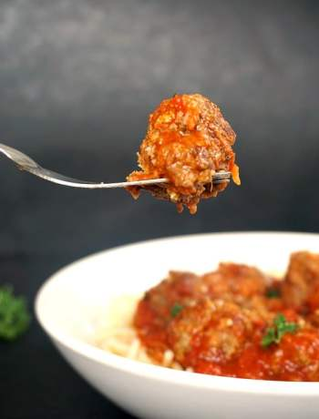 Best spaghetti with meatballs recipe
