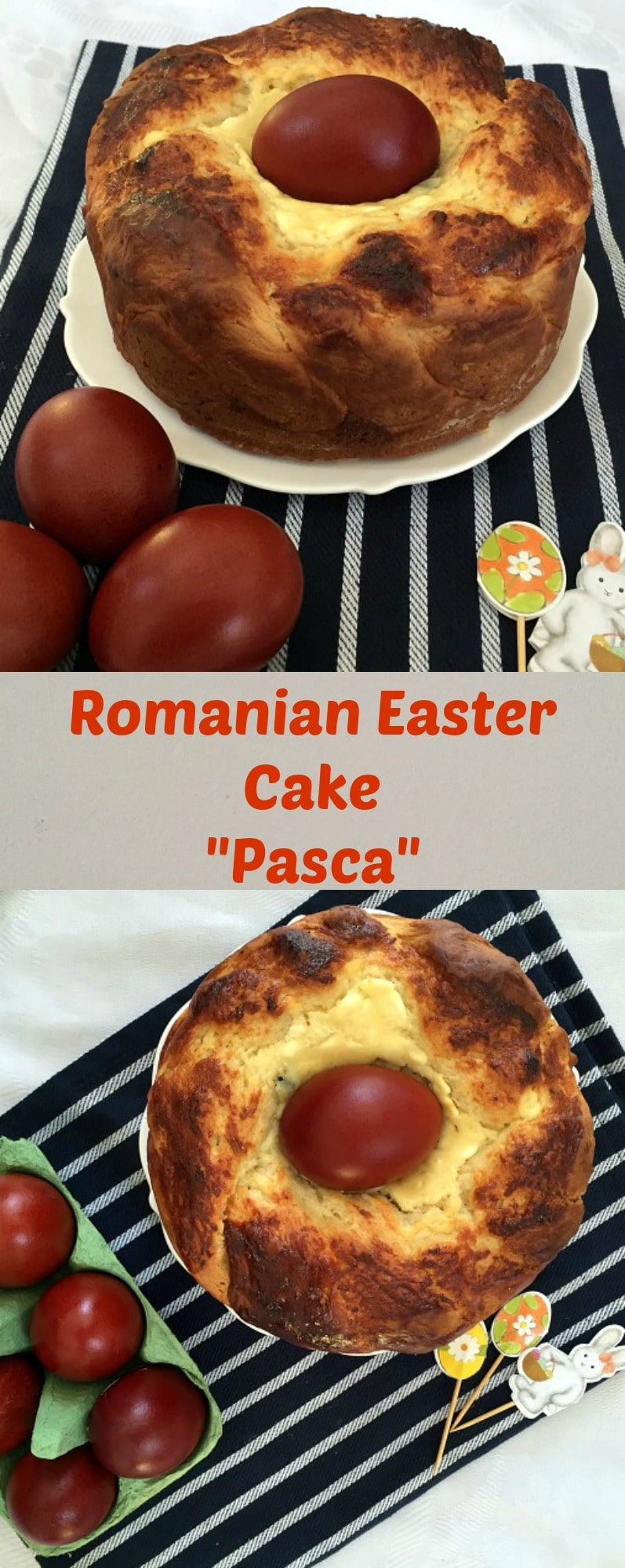 Romanian Easter Cake