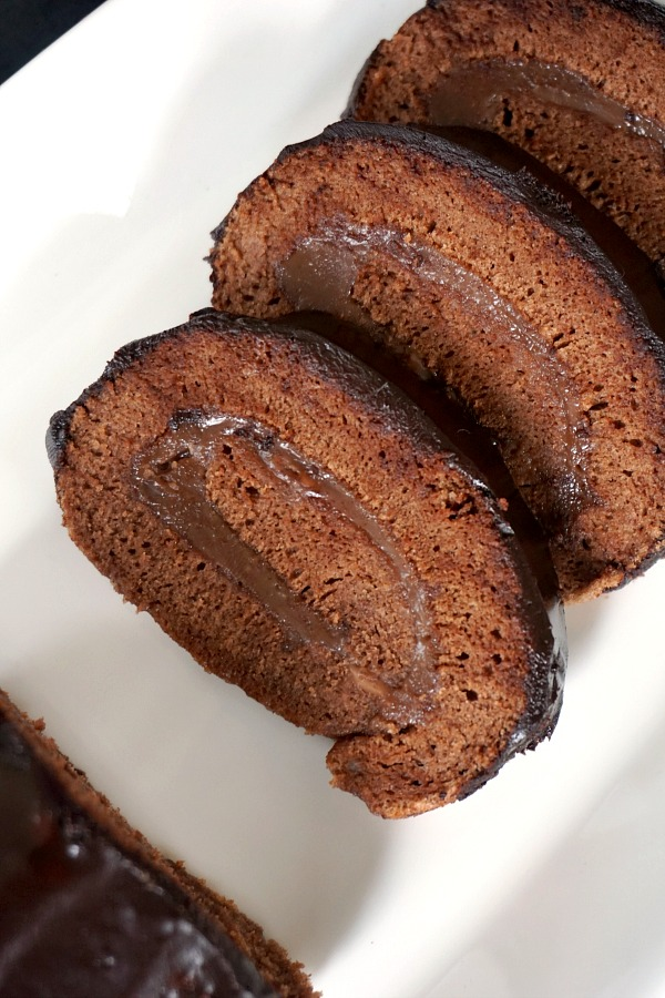 Best chocolate roulade recipe