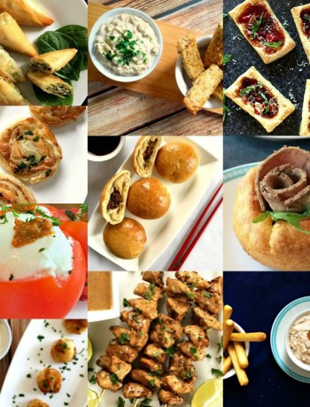 10 superlicious New Year's Party appetizers you must try