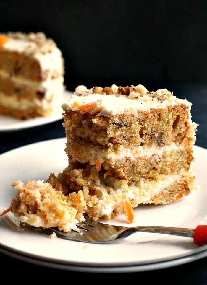 Super Moist Carrot Cake Recipe My Gorgeous Recipes