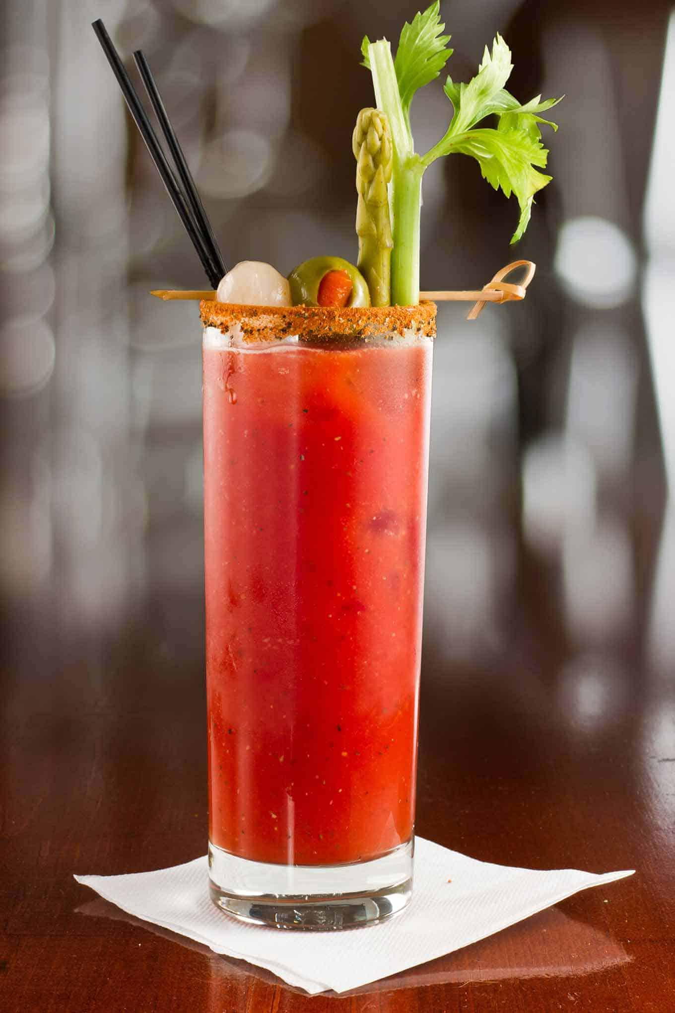 Classic Bloody Mary  MyGourmetConnection