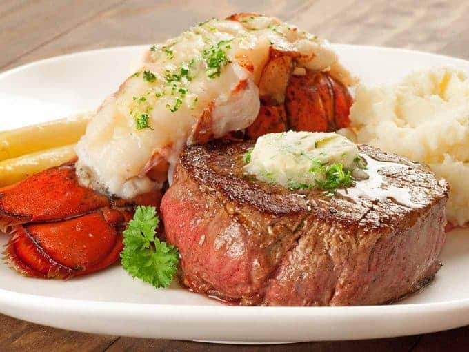 Surf And Turf Dinner For Two MyGourmetConnection