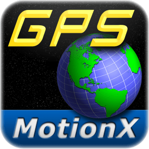 gps motionx apps for iphone